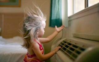 Причины простуды от кондиционера: особенности