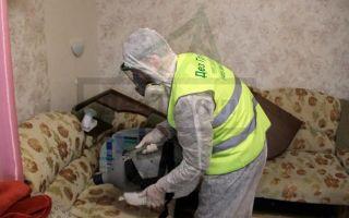 Дезинфекция при туберкулезе — методы дезинфекции помещения