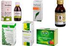 Доктор тайсс в сиропе и таблетках — инструкция применения
