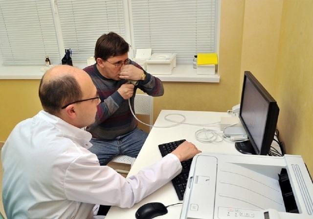Как расшифровать заключение спирографии при астме?