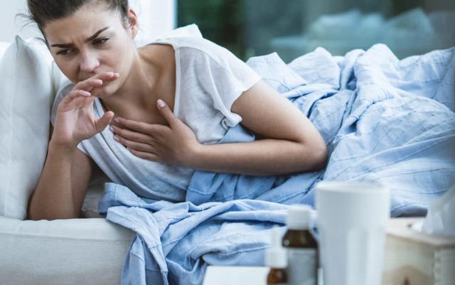 Кашель с утра (сильный, сухой): причины, диагностика и лечение