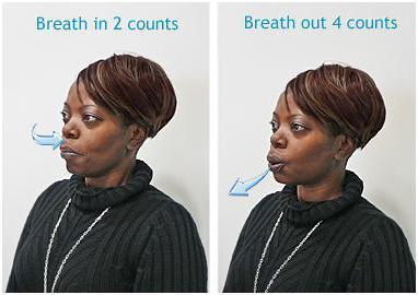 Как дышать при отжимании на руках правильно?