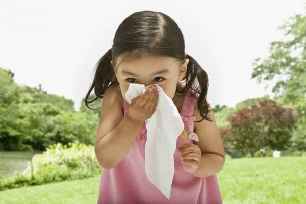 Аллергический трахеобронхит у ребенка