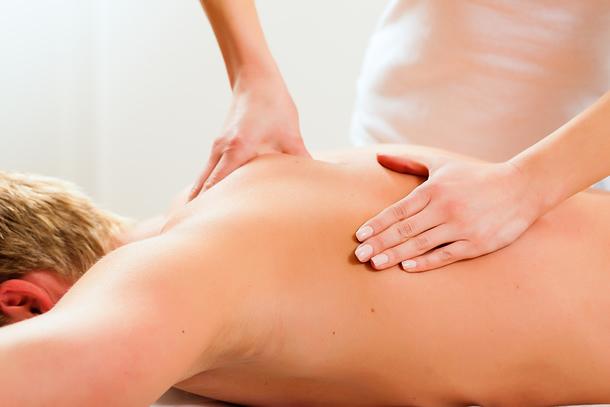 Как делать массаж при бронхите?