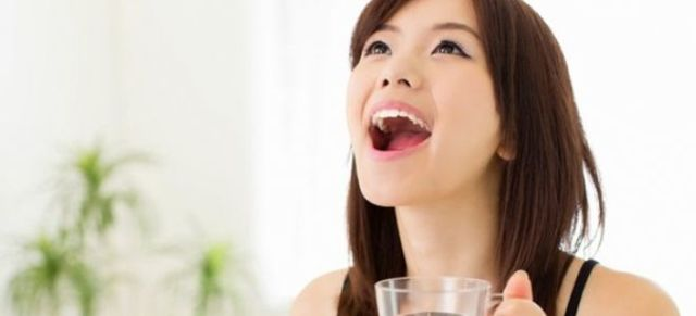 Простые рекомендации и правила полоскания горла