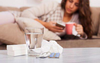 Внебольничная пневмония: профилактика и лечение