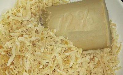 Хозяйственное мыло от гайморита: рецепт, как использовать