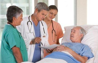 Пневмония после инсульта у пожилых людей: лечение и прогноз