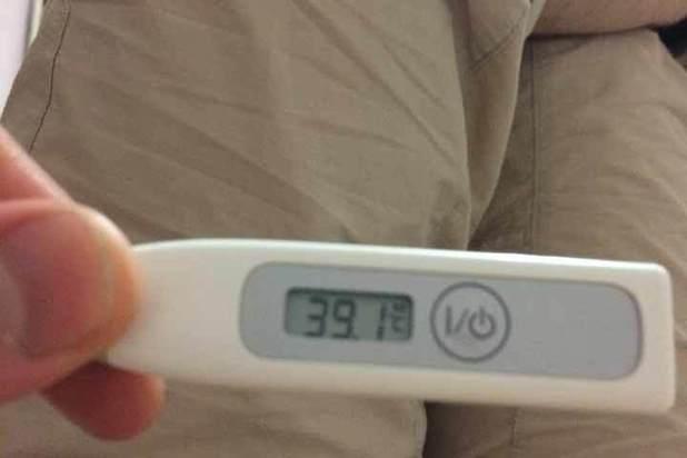 Жизнь с температурой 40: причины, что нужно делать