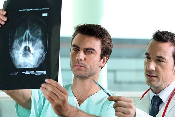 Рентген при гайморите: как называется, как делают