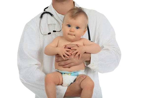 Врожденная пневмония у новорожденных: симптомы, причины, последствия, лечение