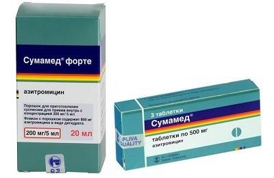 Антибиотики при бронхите у взрослых: названия, особенности приема