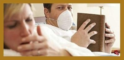 Как избавиться от приступа кашля в неподходящем месте?