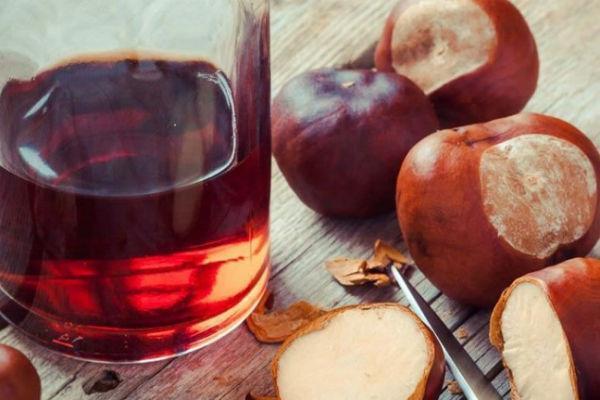 Применение каштана для лечения гайморита:лучшие рецепты
