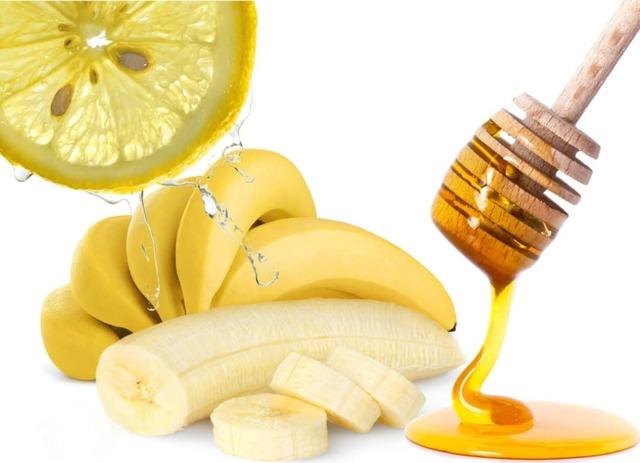 Банан с медом от кашля - рецепты приготовления лекарства