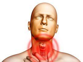 Царапина в горле: симптомы, первая помощь, лечение, диета