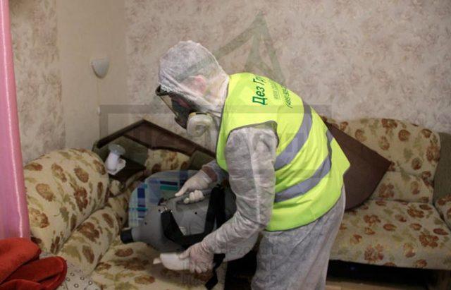 Дезинфекция при туберкулезе - методы дезинфекции помещения