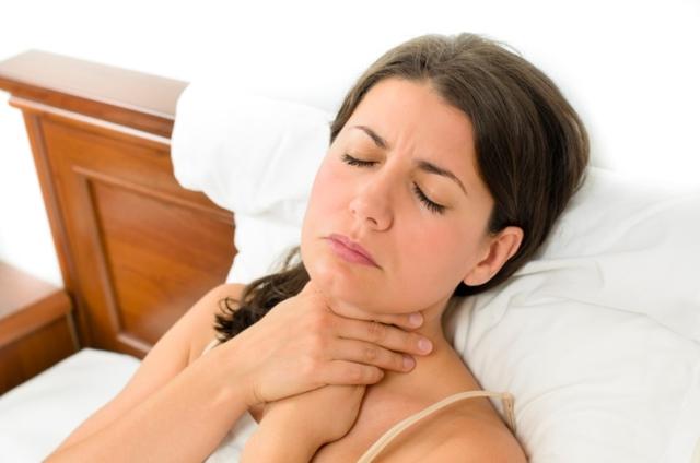 Кашель при вдохе - причины возникновения, диагностика и лечение