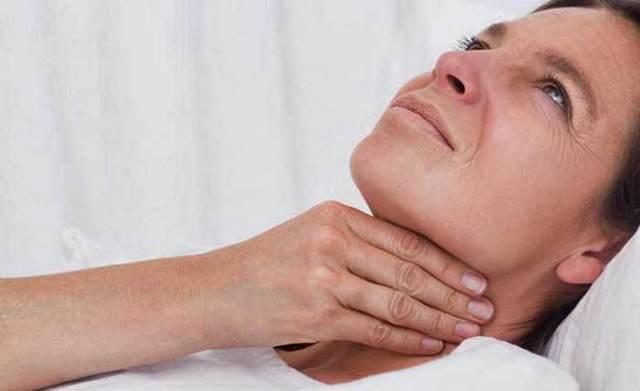 Воспаляются лимфоузлы при ангине: основные причины