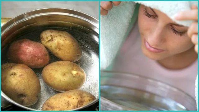 Как правильно дышать над картошкой: рецепты ингаляций