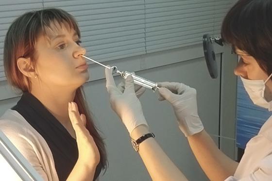 Прокол при гайморите: показания к процедуре, техника ее проведения