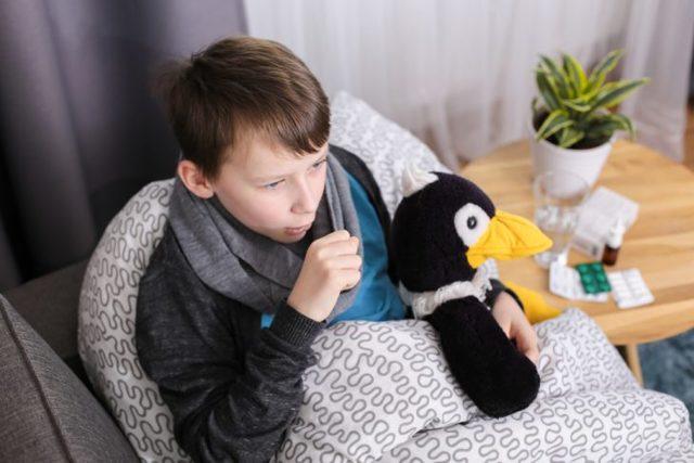 Острый трахеит у детей и взрослых: симптомы и лечение