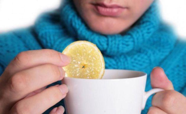 Лимон при ангине: как правильно принимать, рецепты
