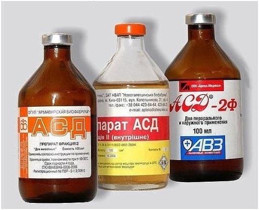 Как принимать АСД 2 при туберкулезе: схемы лечения