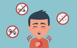 Пыль, которая поможет предотвратить возникновение астмы