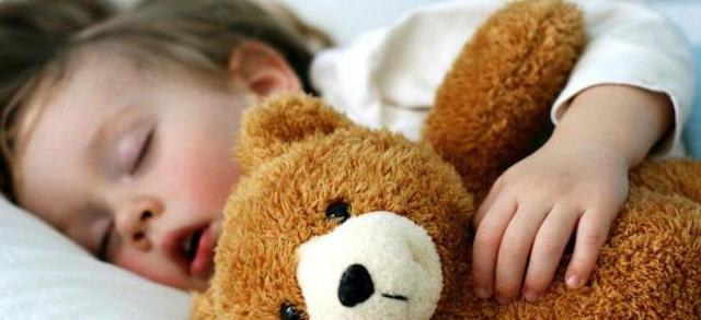 Детский храп во сне: причины, лечение, профилактика