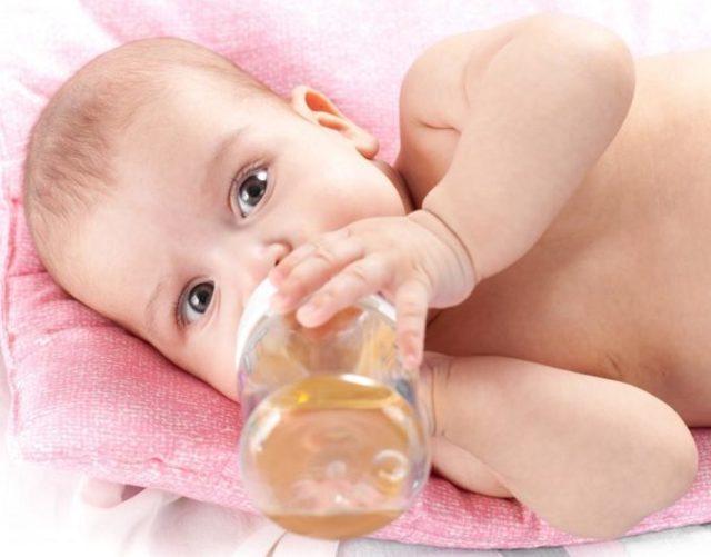 Кашель у грудничка: разновидности, причиниы, чем лечить