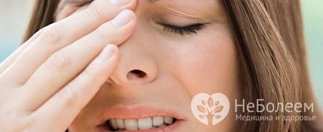Хронический фронтит: симптомы и лечение у взрослых