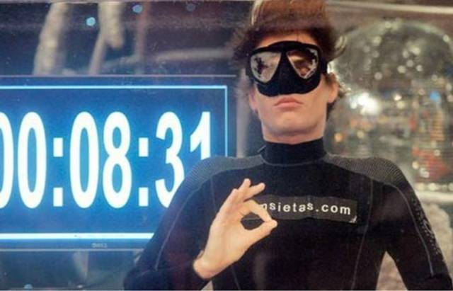 Сколько времени человек может не дышать: официальные рекорды