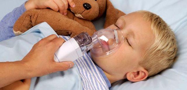 Небулайзер при аденоидах у детей, взрослых: можно ли использовать