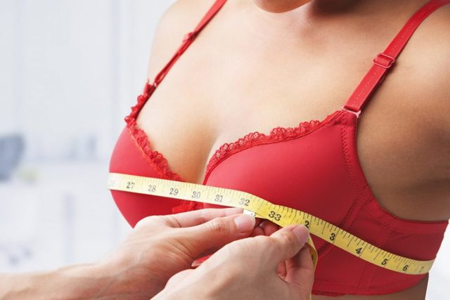Измерение окружности грудной клетки у детей: алгоритм