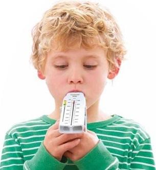 Пикфлоуметрия: проведение, норма показателей у взрослых и детей