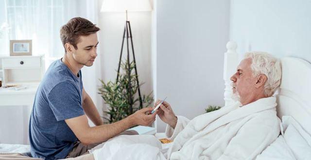 Температура при раке легких: причины и что делать?