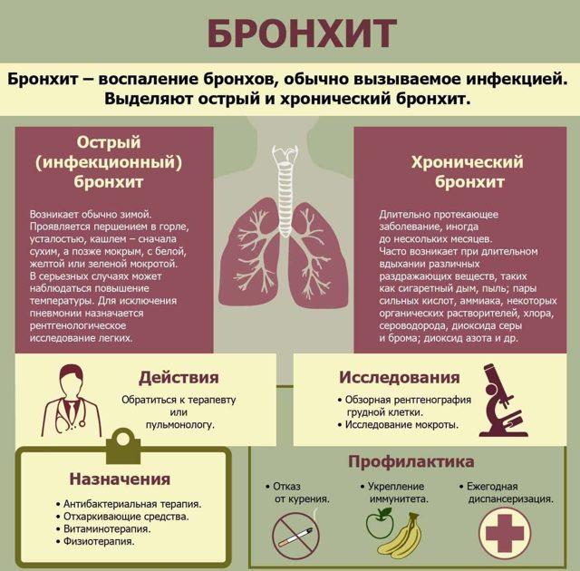 Бронхит с астматическим компонентом: причины, симптомы и лечение