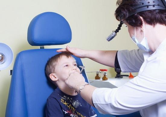Аллергические аденоиды у детей: методы лечения