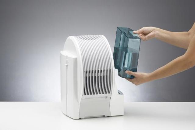 Как почистить увлажнитель воздуха от накипи, плесени?