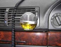 Как сделать кофейный ароматизатор в машину?
