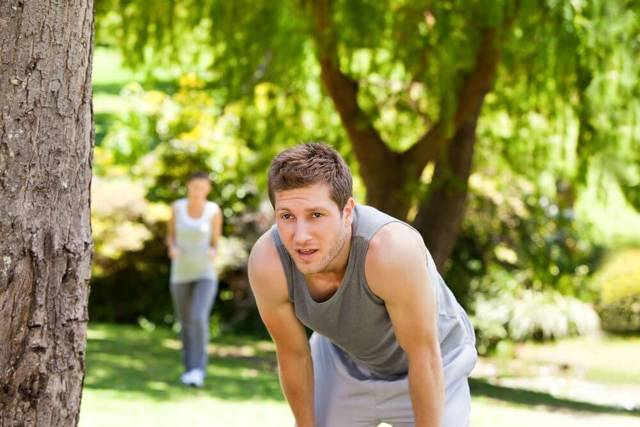 Восстановление дыхания во время бега: основные методы