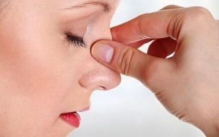 Сухость в носу: причины, чем увлажнить, лечение